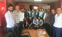 Hakkâri Güvenlik Korucuları Şehit Ve Gazi Aileleri Dernek Başkanlığına Kaya Seçildi