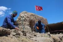 Harput Kalesi'nde yeni dönem kazıları başladı