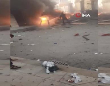 Haseke'deki Patlamada 11 Kişi Yaralandı
