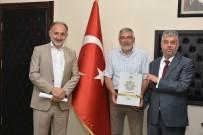 İl Müftüsü Gerek'ten Başkan Bozkurt'a Ziyaret
