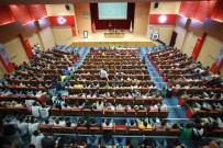 KARABÜK ÜNİVERSİTESİ - KBÜ'de '15 Temmuz Darbe Girişimi Ve Türk Gençliği ' Konferansı