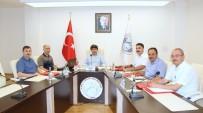 Kilis'te ÖSYM Sınav Koordinasyon Kurulu Toplandı