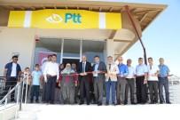 Mehmet Akif Ersoy Mahallesine PTT Şubesi Açıldı