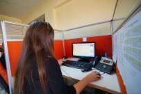 ÇAĞRI MERKEZİ - Nevşehir Belediyesi Çağrı Merkezi 24 Saat Hizmet Veriyor