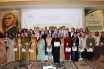 EYLEM PLANI - Proje Üreten Kadın Girişimciler Ödül Aldı