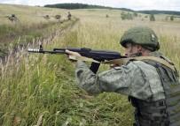 PARAŞÜTÇÜ - Rusya'dan NATO'ya Misilleme Kırım Tatbikatı