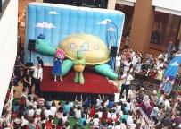 Şanlıurfa Piazza'da Çizgi Film Kahramanları Buluşuyor