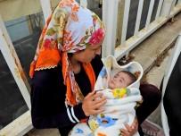 Sert Esen Rüzgara Rağmen Ölüme Yolculuk, Bebeğe Hayati Müdahale