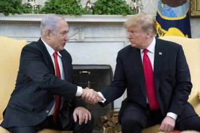 Trump İle Netanyahu 'İran' Üzerine Konuştu