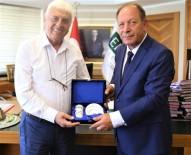 GÖNÜL KÖPRÜSÜ - Türkiye Muhtarlar Federasyonundan Başkan Oprukçu'ya Ziyaret