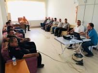 Ürgüp Belediyesi İtfaiye Personeline İlk Yardım Eğitimi Verildi