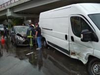 Yalova'da Zincirleme Trafik Kazası Açıklaması 2 Yaralı