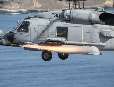ABD'den Yunanistan'a 600 milyon dolarlık helikopter satış