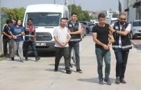 ADANA EMNİYET MÜDÜRLÜĞÜ - Adana Merkezli 8 İlde FETÖ Operasyonu