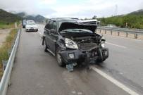 Amasya'da Trafik Kazası Açıklaması 3 Yaralı
