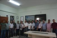 AYESOB'dan Başkan Erden'e Tebrik Ziyareti