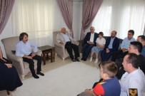Başkan Kılıç 15 Temmuz Gazilerini Ziyaret Etti