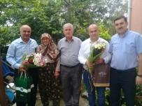 ŞEHİT ANNESİ - Belediye Başkanı Semerci, Şehit Ailesini Ziyaret Etti