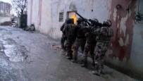 Cizre'de PKK/KCK Operasyonu Açıklaması 9 Gözaltı
