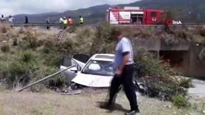 Hatay'da Trafik Kazası Açıklaması 1 Ölü