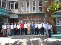 İl Başkanı Mersinli Ve Yönetimi, STK'larla İstişare Yaptı