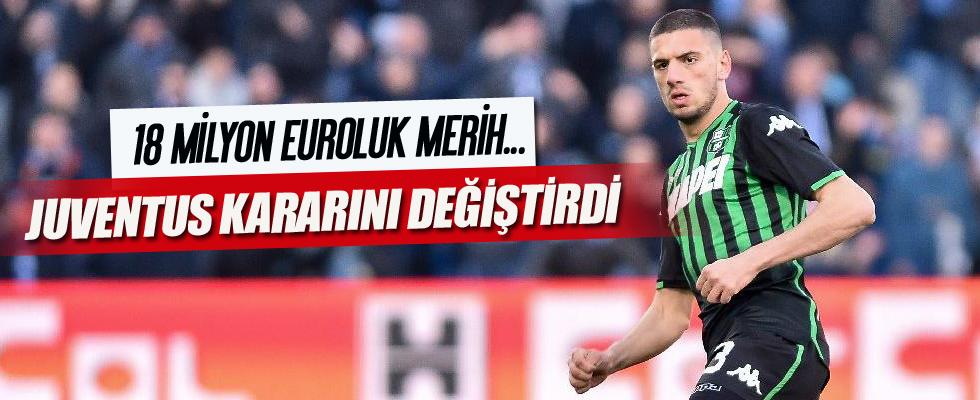 Juventus, Merih'i takımda tutma kararı aldı
