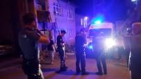 Karamürsel'de Balkon Çöktü Açıklaması 1 Yaralı