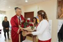 ERGUVAN - Mezitli'de Evlenen Çiftlerde Yoğun Artış