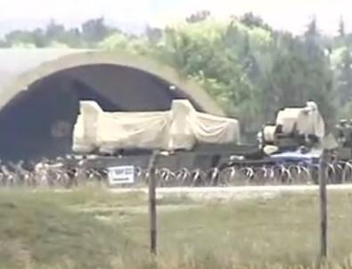 Milli Savunma Bakanlığı duyurdu! S-400'ler Ankara'da!