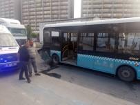 ZİNCİRLEME KAZA - (Özel) Esenyurt'ta Zincirleme Trafik Kazası