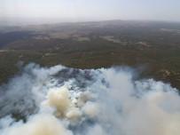 ORMANA - (Özel) Yangında Riskli Dönemler Başlıyor