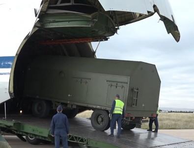 S-400 teslimatı böyle gerçekleşti