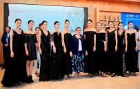 Ruhsar Pekcan - Türkiye'nin Ödüllü Mücevherleri, Çinli Modellerin Defilesiyle Tanıtıldı
