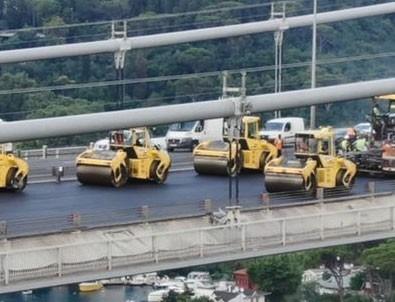 FSM Köprüsü'nün birinci etabı bu gece trafiğe açılıyor