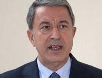 Hulusi Akar'dan '15 Temmuz' töreninde önemli mesajlar