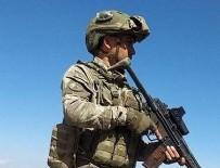 KARA KUVVETLERİ - Irak'ın kuzeyinde yeni bir harekat başlatıldı