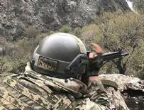 Operasyon devam ediyor: 3 PKK'lı terörist öldürüldü