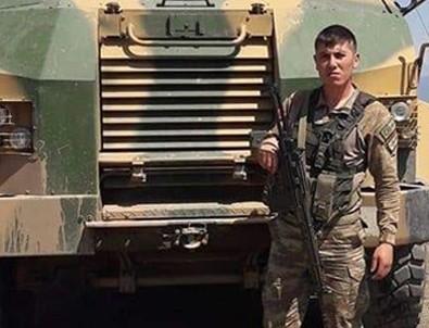 Terör saldırısında yaralanan asker şehit oldu