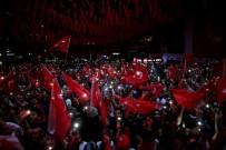 KURAN-ı KERIM - 15 Temmuz Şehitleri Bursa'da Anıldı