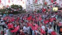 İŞGAL GİRİŞİMİ - Antalya'da 15 Temmuz Demokrasi Ve Milli Birlik Yürüyüşü