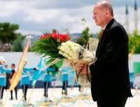 DİYANET İŞLERİ BAŞKANI - Beştepe'de ilk tören gerçekleşti