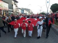TÜRK SILAHLı KUVVETLERI - Çaldıran'da 15 Temmuz Demokrasi Ve Milli Birlik Günü