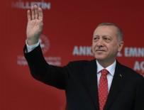 Cumurbaşkanı Erdoğan'dan S-400 mesajı: 2020 yılında son noktayı koyacağız