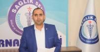 Sağlık-Sen Şırnak Şube Başkanı Ucaş Açıklaması '15 Temmuz Hain Darbe Girişimini Unutmadık, Unutturmayacağız'