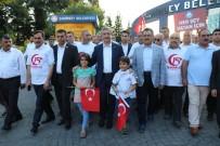 Şahinbey Belediyesinden 'Milli Birlik Yürüyüşü'