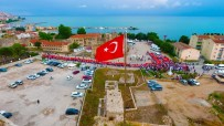 SİVİL TOPLUM - Sinop'ta 15 Temmuz Milli Birlik Ve Beraberlik Yürüyüşü