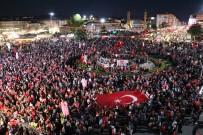 Sivas'ta Binler Meydandaydı