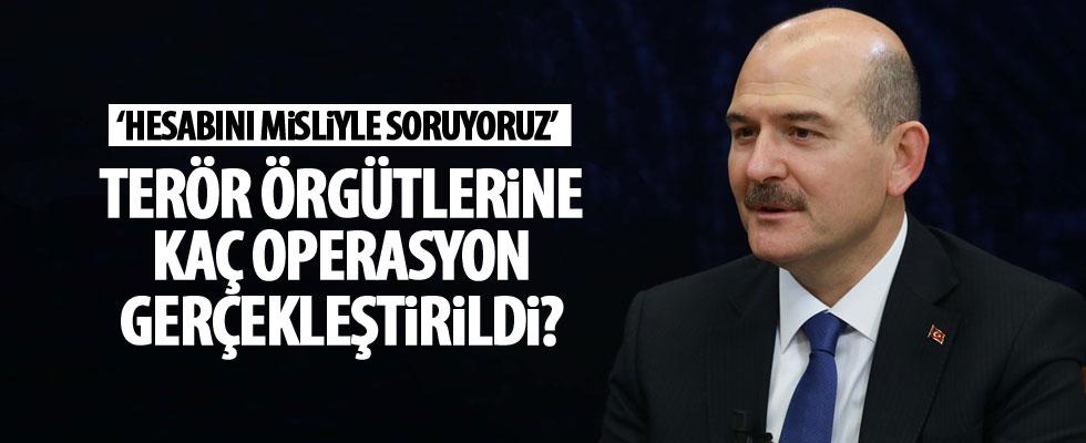 Süleyman Soylu'dan dikkat çeken açıklama
