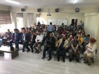 Türkeli'de 'Şair Yazar Gençlik Buluşması' Söyleşisi