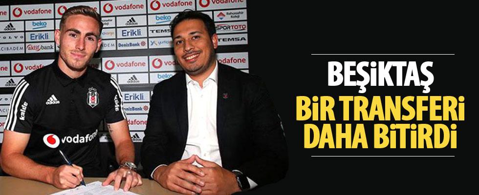 Beşiktaş'ta'dan bir takviye daha!